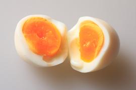オススメの食べ方「ゆで卵」