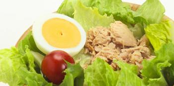 ゆで卵(固ゆで)