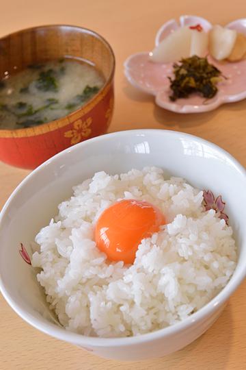 卵かけご飯セット