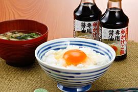 卵かけご飯専用醤油