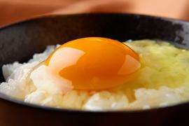 自然の甘みとおいしさにこだわった健康卵