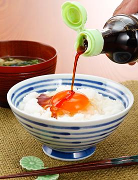 卵かけご飯専醤油
