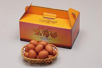 お中元やお歳暮に最適!弊社自慢の最高級卵